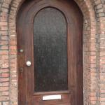 figuurglas voordeur