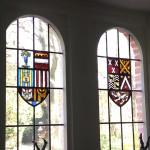 glas in lood dubbel raam