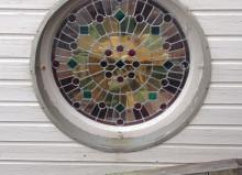 rond loodglas